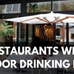 Restaurants with Outdoor Drinking in NYC