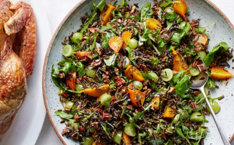4 Amazing Wild Rice Recipes You'd Ditch Takeout For