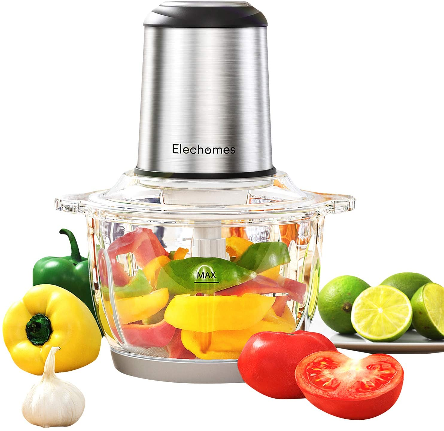 Elechomes Electric Food Processor