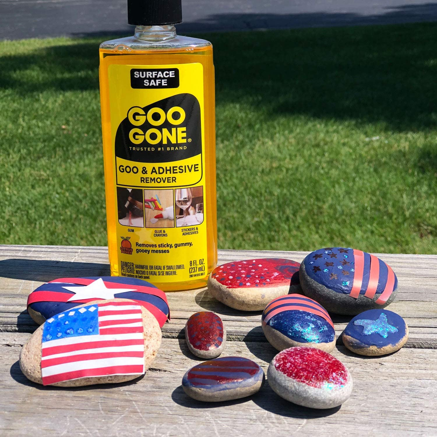 Goo Gone Grease Remover