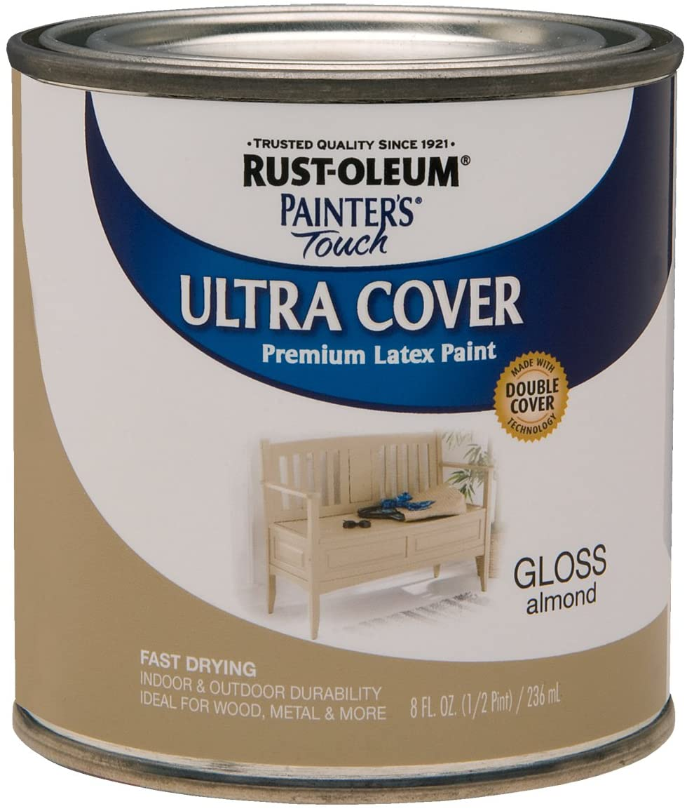 Rust-Oleum Painters Touch Quart Latex