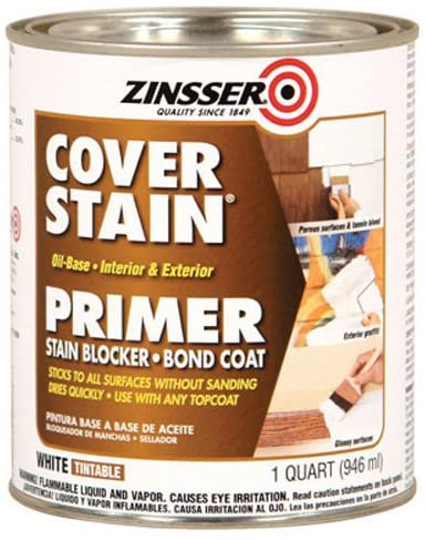 ZINSSER Cover Stain Oil-Base Primer