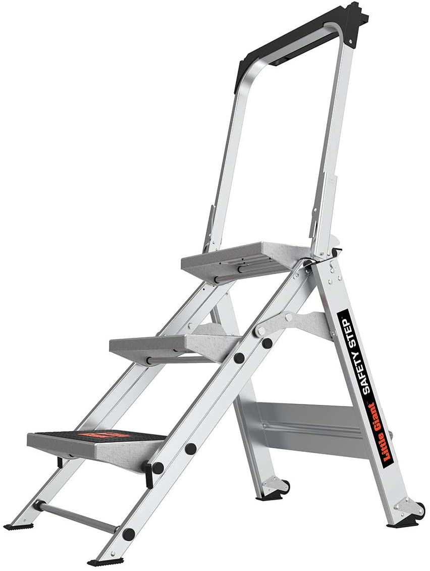 Little Giant Ladders Safety Step Stool