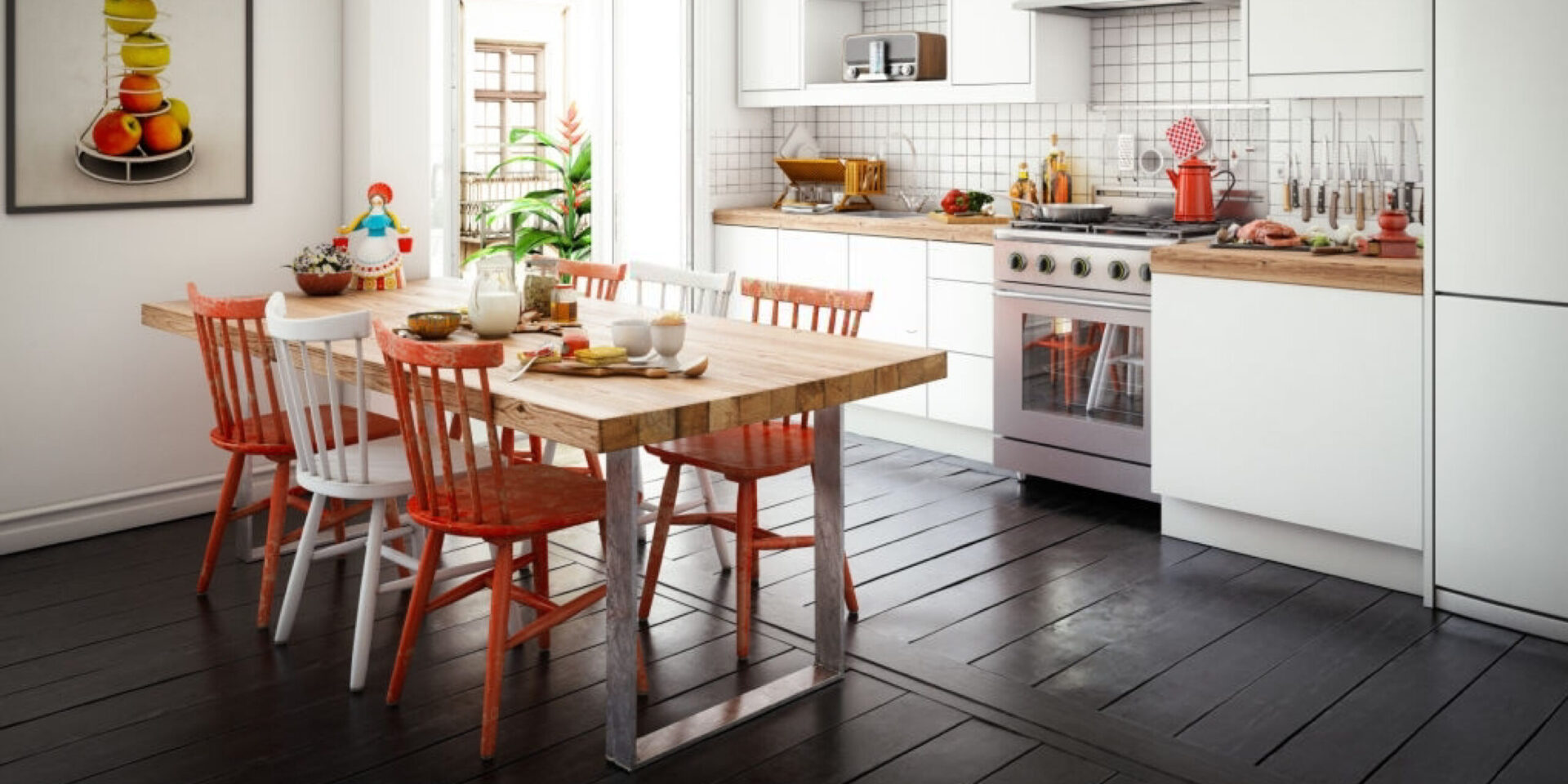 Top 5 Best Paint For Kitchen Chairs In 2021