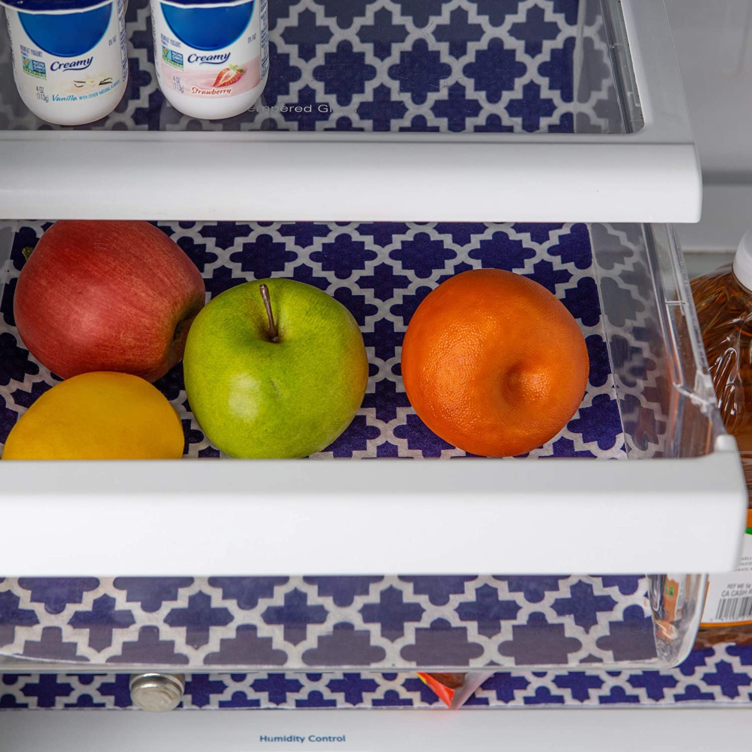 DII Non-Adhesive Cut To Fit Shelf Liner