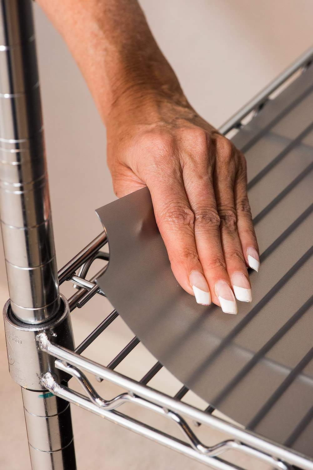 Sterling Shelf Liners For Wire Shelf