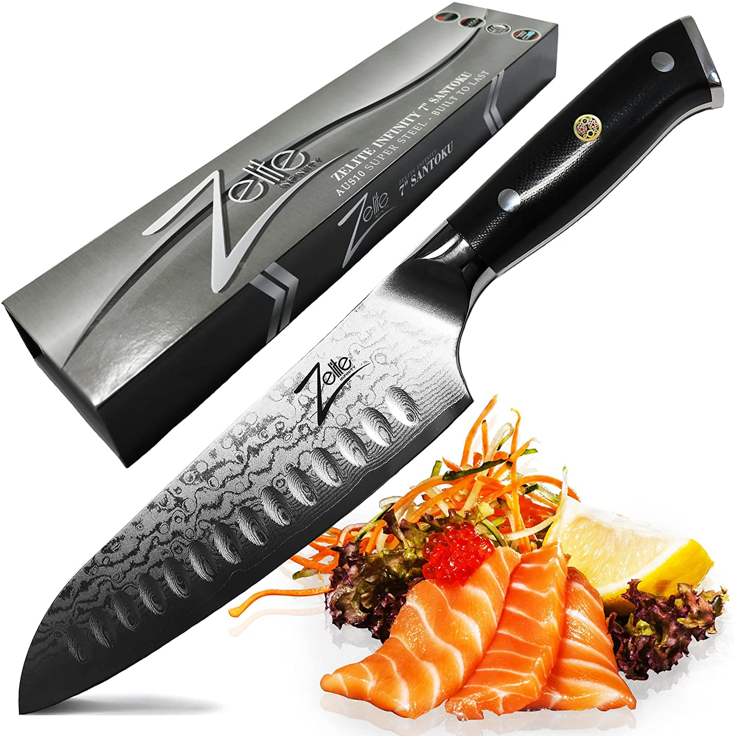 Best Japanese Kitchen Knives In 2021
