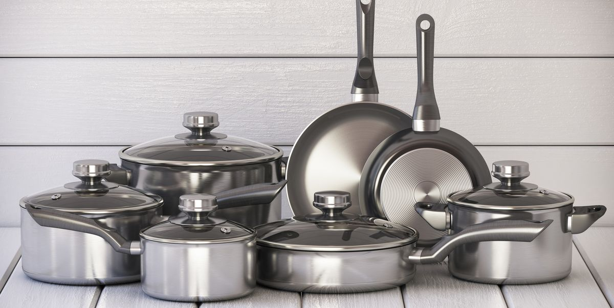 Pots and Pans for Gas Stove