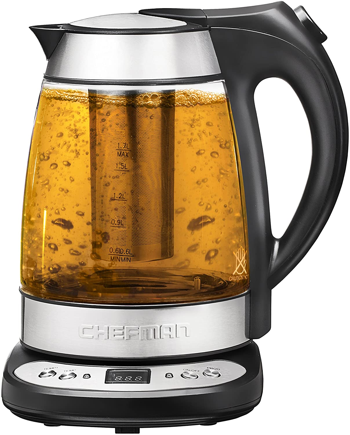 Electric Tea Kettles with Infuser
